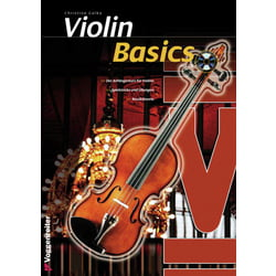 Violin Basics Voggenreiter