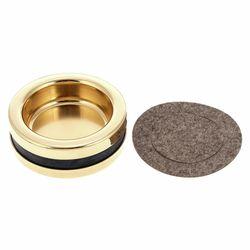 Sound Proofing Castor Cup Piattino