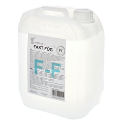 Fast Fog Fluid 5l - CO2 Effect Stairville