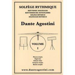 Solfege Rhythmique 1 Dante Agostini