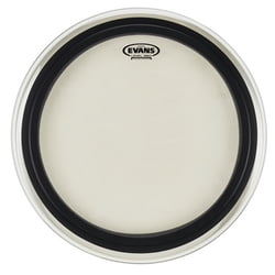 "20"" EMAD2 Clear Bass Drum Evans"