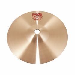 """2002 06"""" Accent Cymbal Paiste"""