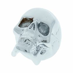 Custom Potiknob JumboSkull 2C Q-Parts