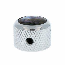 Dome Potiknob Abalone CR Q-Parts
