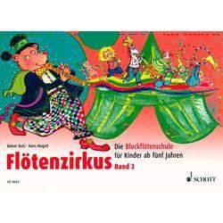 Flötenzirkus 2 Schott