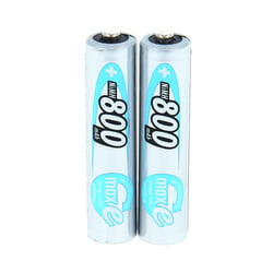 maxE AAA-Size recharge. 800mAh Ansmann