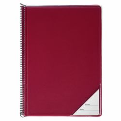 Music Folder 662a/30 Red Star