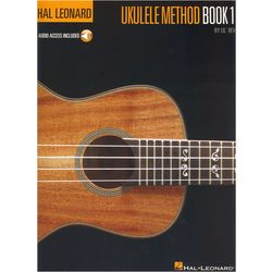 Ukulele Method Book 1 Hal Leonard