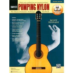 Pumping Nylon DVD+MP3 Alfred Music Publishing