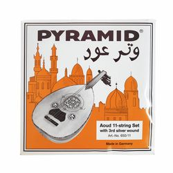 Aoud Strings Syrian Tuning Pyramid