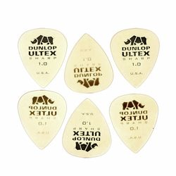 Ultex Sharp Players Picks 1.0 Dunlop