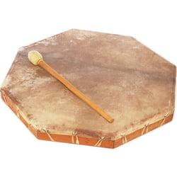 555 Shaman Drum 50cm Terre