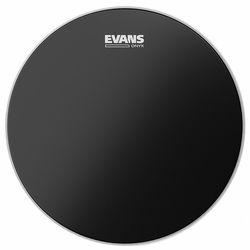 "16"" B16ONX2 Drum Head Onyx BK Evans"