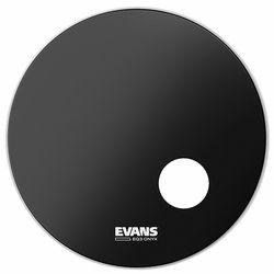 "BD22RONX 22"" Bass Drum Onyx BK Evans"