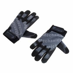 Mechanic Gloves Grey/Black L Stairville