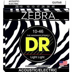 Zebra ZE-10 DR Strings