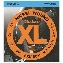 EXL160M Daddario