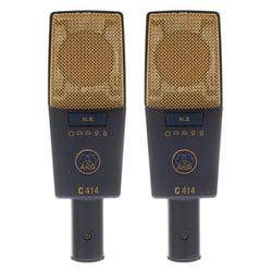 C414 XLII Stereo Set AKG