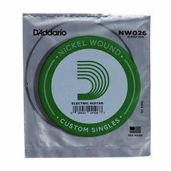 NW026 Single String Daddario