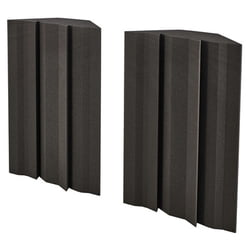 Project Corner Traps grey EQ Acoustics