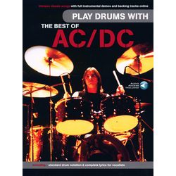 Best of AC/DC for Drums Wise Publications