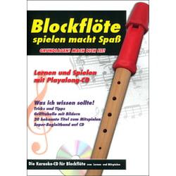 Blockflöte spielen macht Spaß Streetlife Music