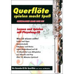 Querflöte spielen macht Spaß Streetlife Music