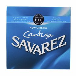 510CJ New Cristal Cantiga Set Savarez