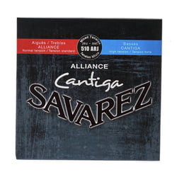 510ARJ Alliance Cantiga Set Savarez