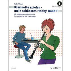 Klarinette Spielen Hobby 1 Schott
