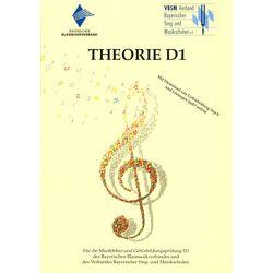 Theorie D1 CD Edition Musikverlag Heinlein