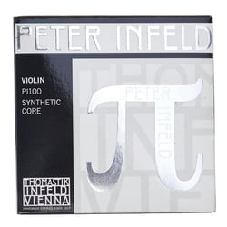 Peter Infeld Violin 4/4 Platin Thomastik