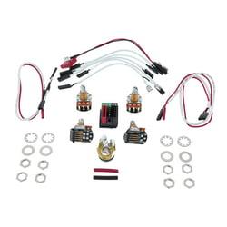 1 or 2 Pickups Wiring Kit EMG