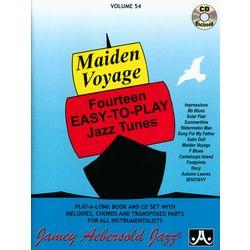 Vol.54 Maiden Voyage Jamey Aebersold
