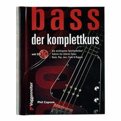 Bass Der Komplettkurs Voggenreiter