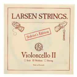 Cello String D Soloist Medium Larsen