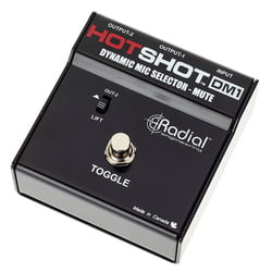 HotShot DM1 Radial Engineering