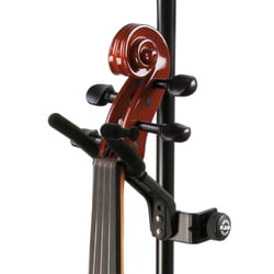 15580 Violin Holder BK K&M