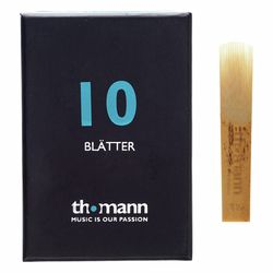 Reed Bb-Clarinet German 1,5 Thomann