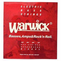 46210 Red Strings Nickel Warwick