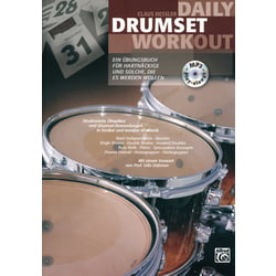 Daily Drumset Workout Alfred Music Publishing