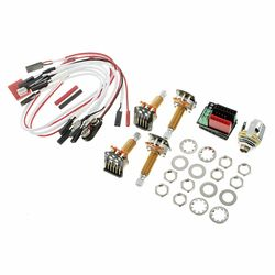 1 or 2 Pickups Wiring Kit LS EMG