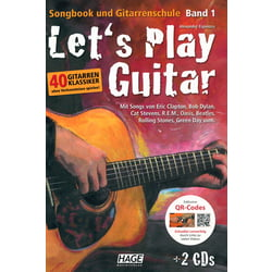 Let's Play Guitar 1 Hage Musikverlag