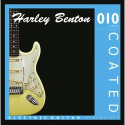 Coated Electric Guitar 010 Harley Benton