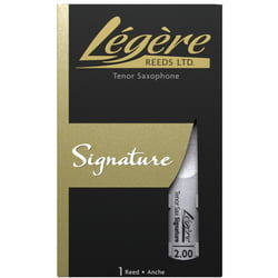 Signature Tenor-Sax 2 Legere