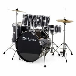 Star Drum Set Standard -BK Startone