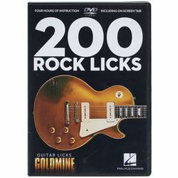200 Rock Licks-Guitar Licks Hal Leonard