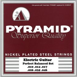 Electric Strings 010-046 Pyramid