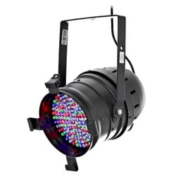 LED Par64 MKII RGBW 10mm black Stairville