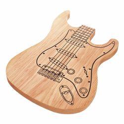 Breadboard Guitar Holz-Frank